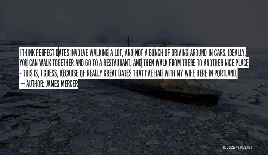 Portland Quotes By James Mercer