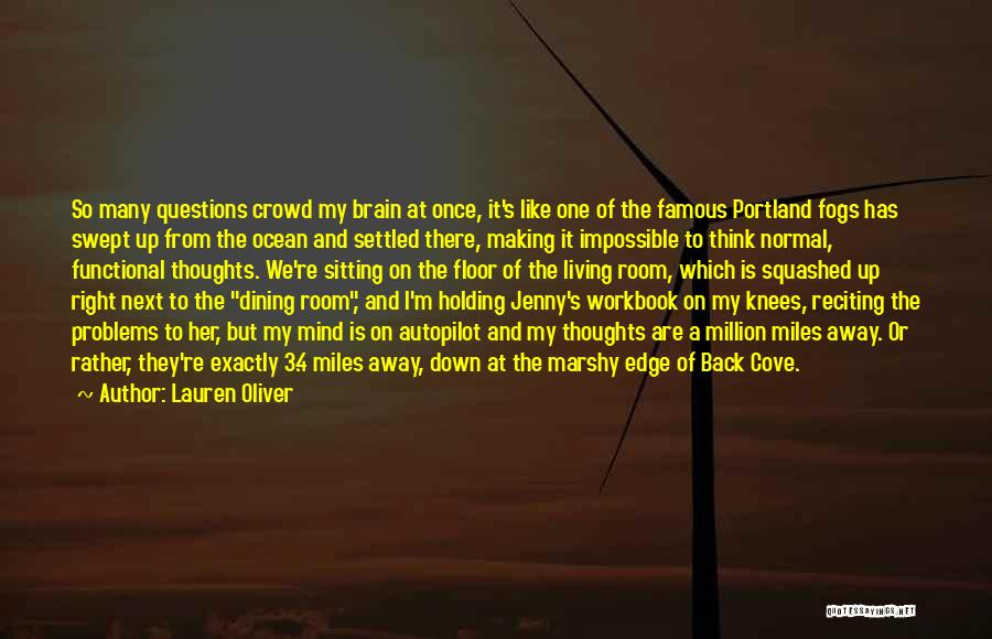 Portland Quotes By Lauren Oliver