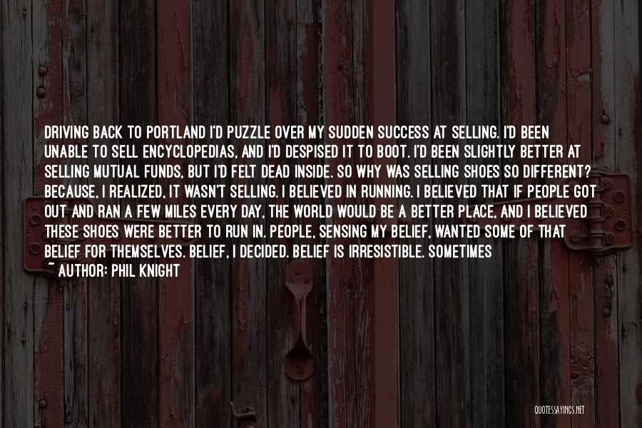 Portland Quotes By Phil Knight