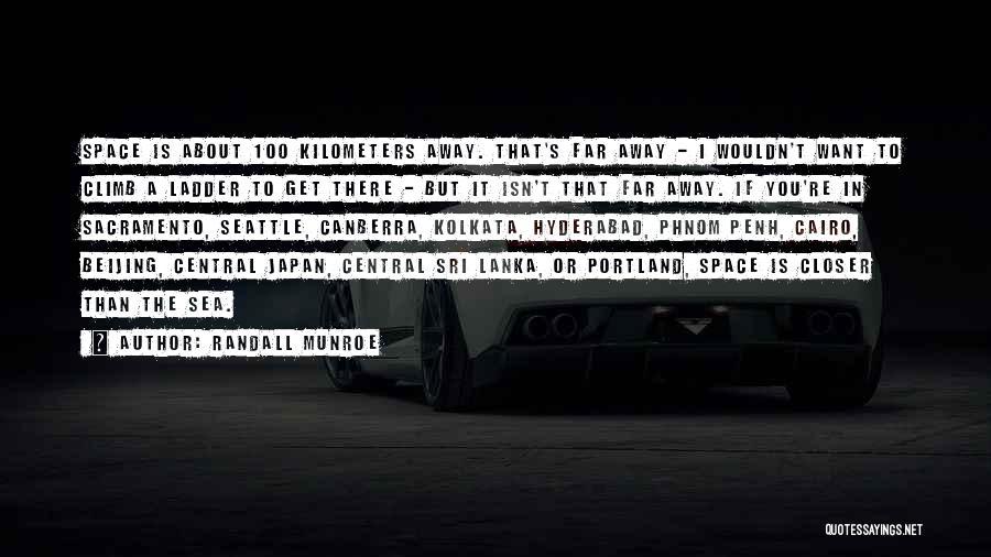 Portland Quotes By Randall Munroe