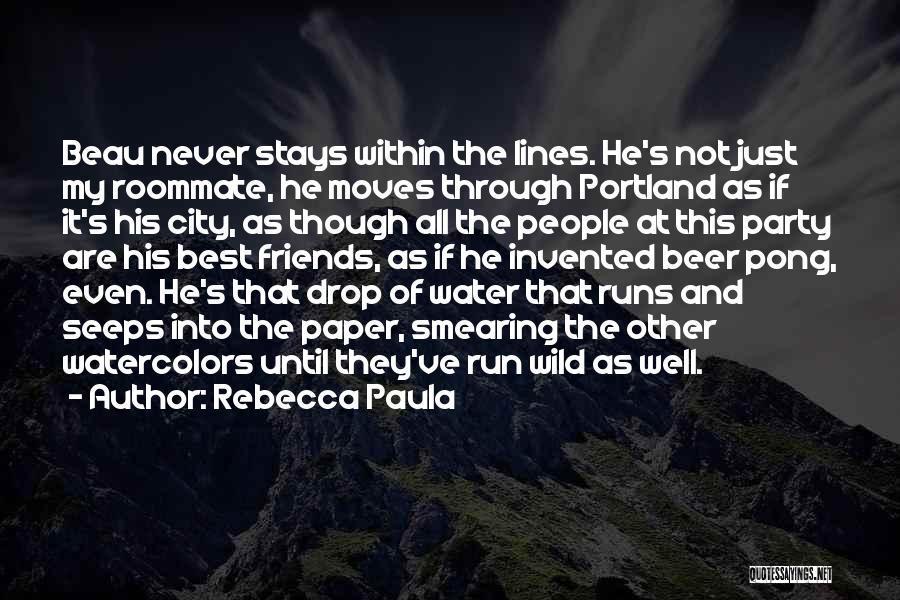 Portland Quotes By Rebecca Paula