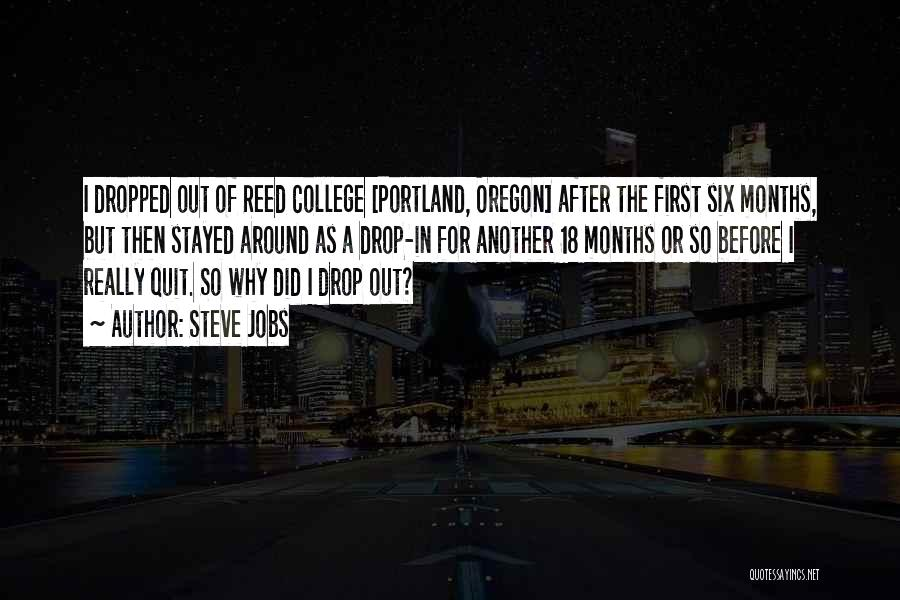 Portland Quotes By Steve Jobs