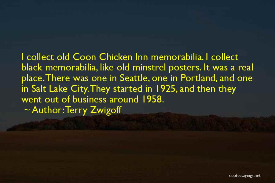 Portland Quotes By Terry Zwigoff