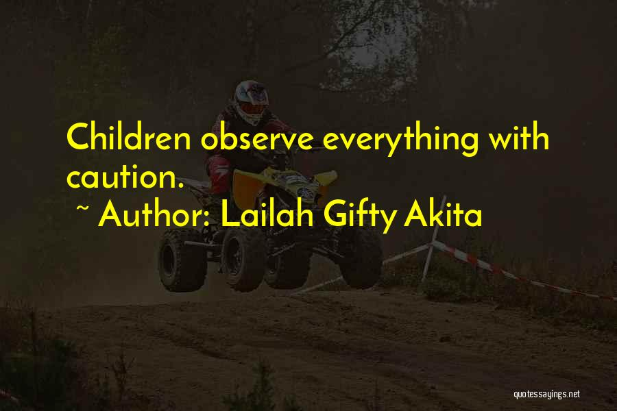 Positive Co Parenting Quotes By Lailah Gifty Akita
