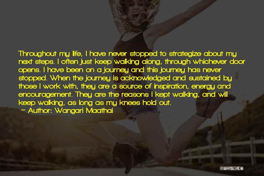 Post Feminism Quotes By Wangari Maathai