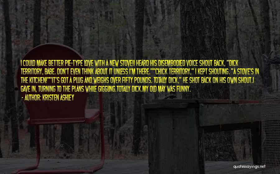 Pounds Quotes By Kristen Ashley