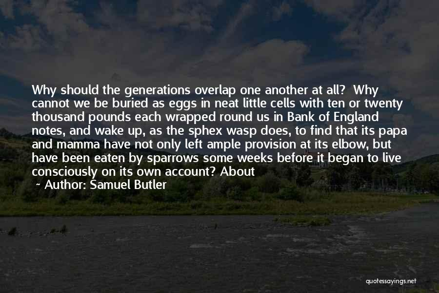 Pounds Quotes By Samuel Butler