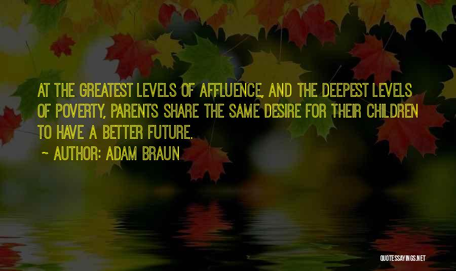 Poverty Quotes By Adam Braun