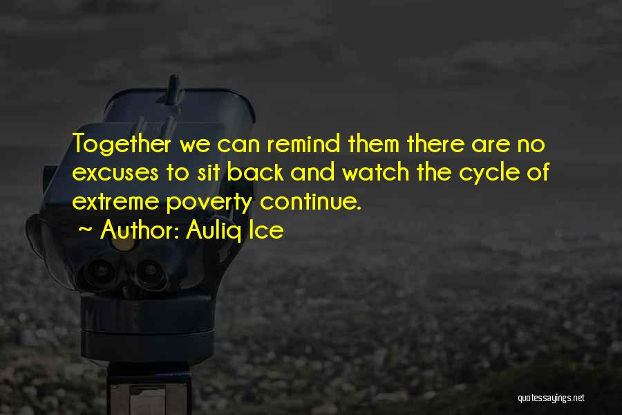 Poverty Quotes By Auliq Ice