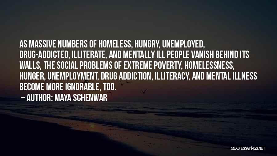 Poverty Quotes By Maya Schenwar