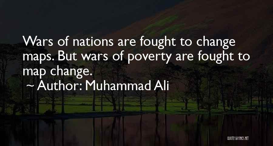 Poverty Quotes By Muhammad Ali