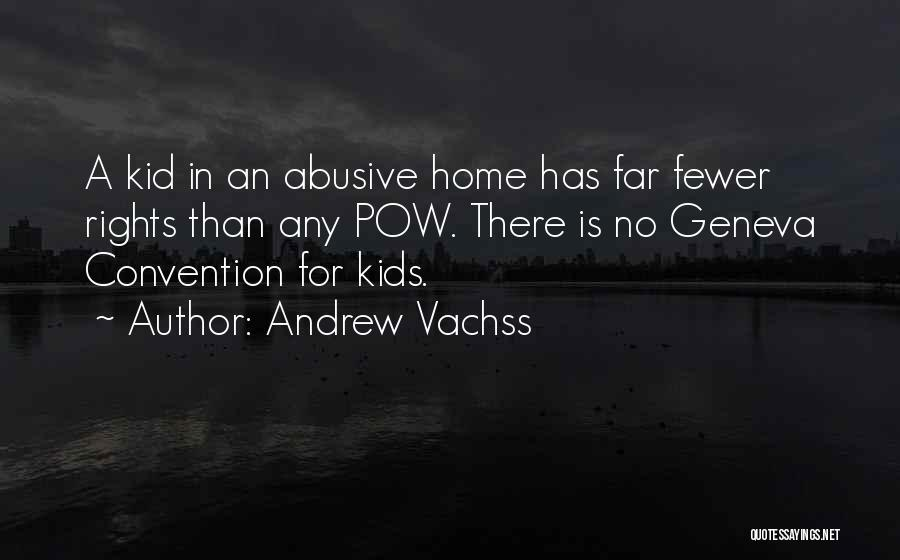 Pow Quotes By Andrew Vachss