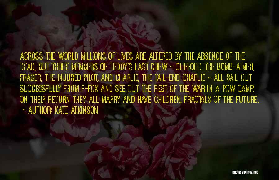 Pow Quotes By Kate Atkinson