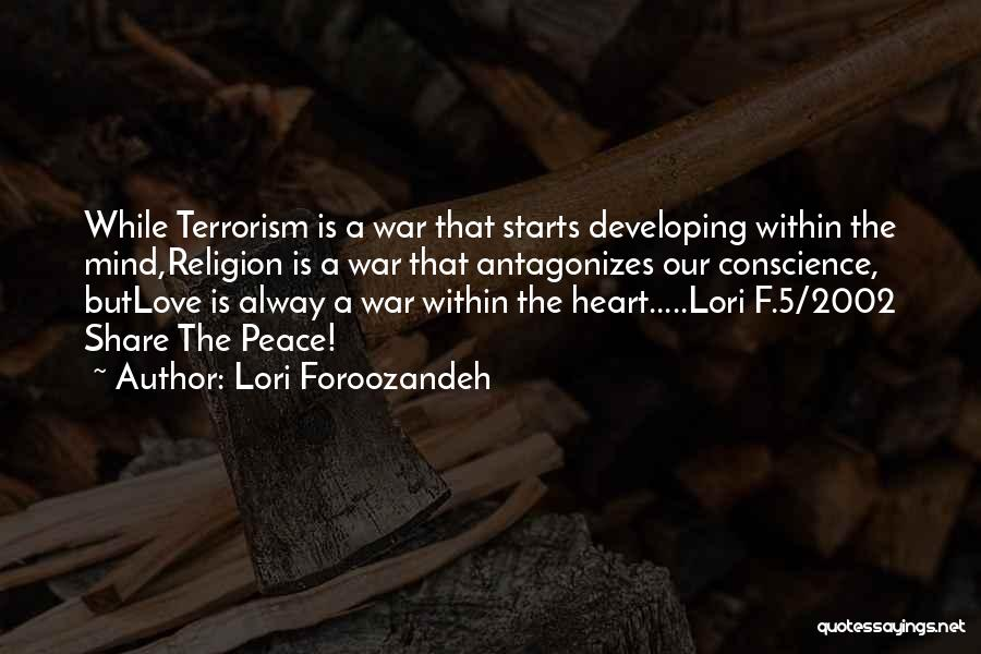 Pow Quotes By Lori Foroozandeh