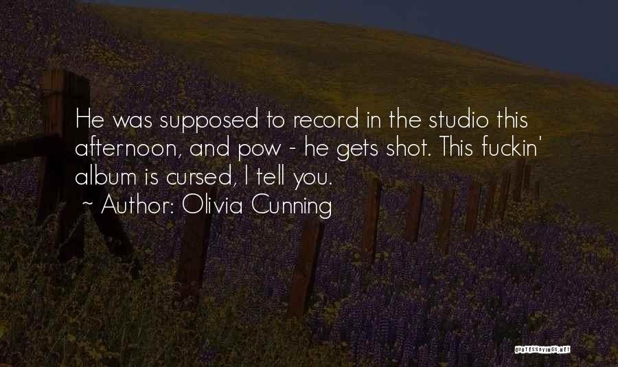 Pow Quotes By Olivia Cunning