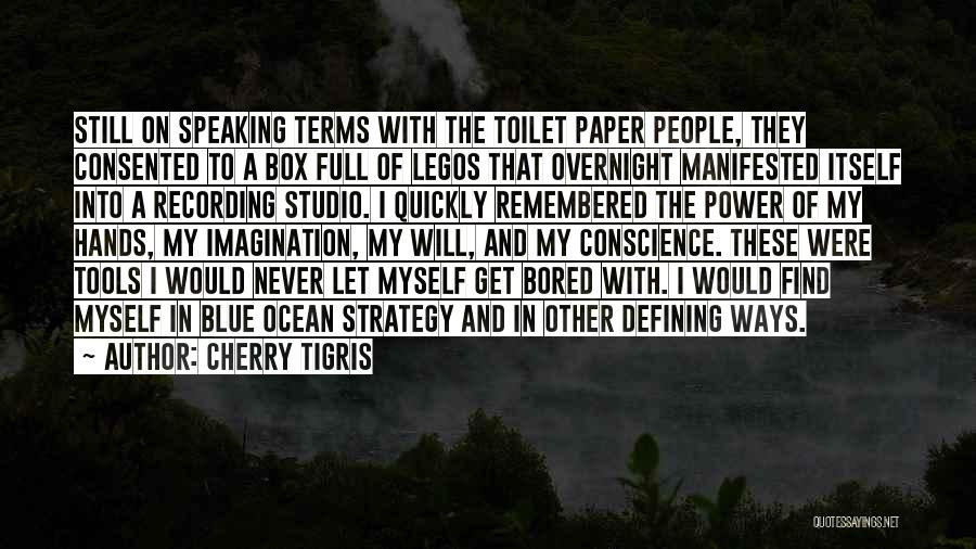 Power And Abuse Quotes By Cherry Tigris