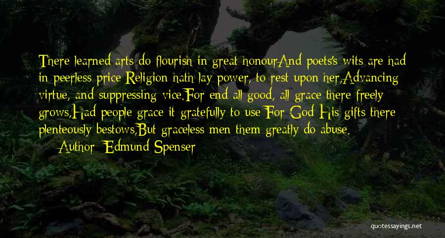 Power And Abuse Quotes By Edmund Spenser