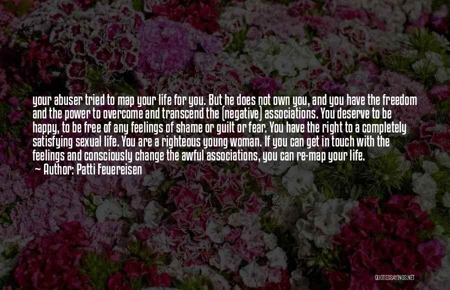 Power And Abuse Quotes By Patti Feuereisen
