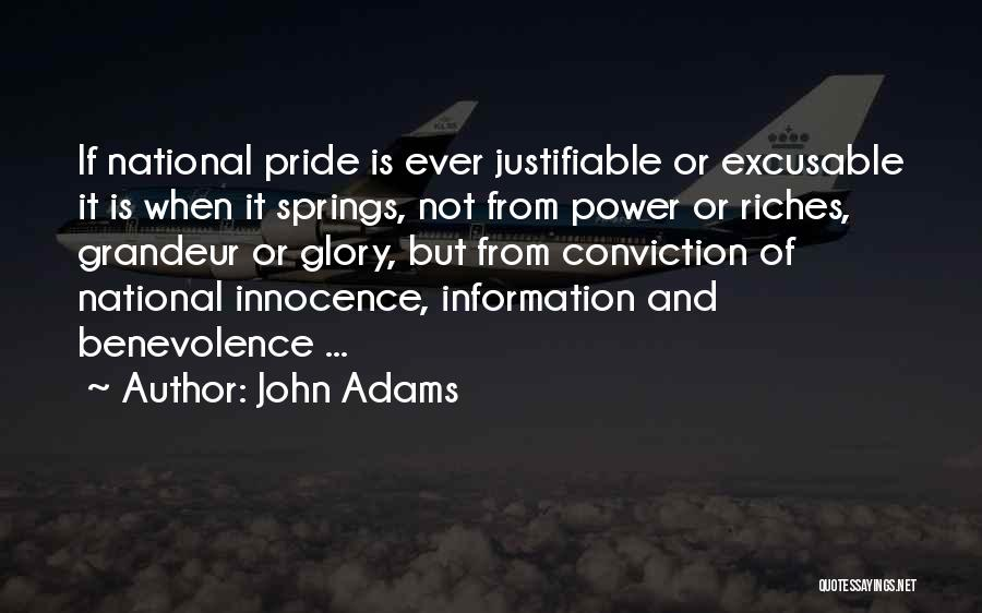 Power And Glory Quotes By John Adams