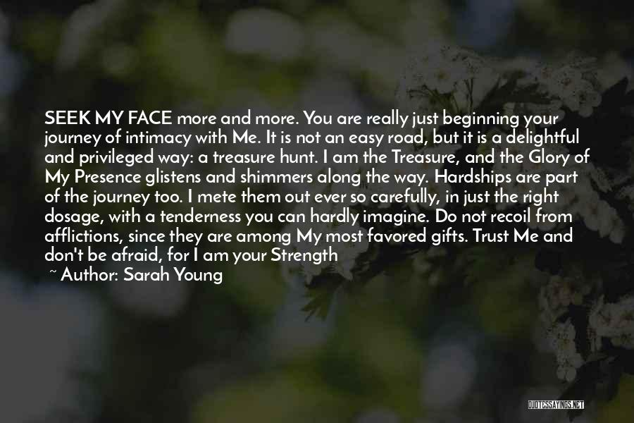 Power And Strength Quotes By Sarah Young