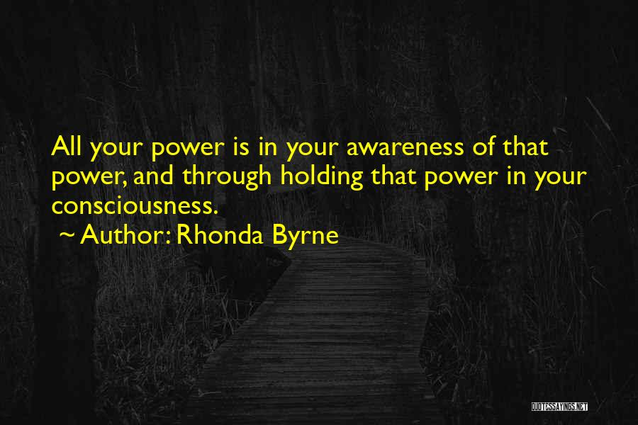 Power Of Law Quotes By Rhonda Byrne