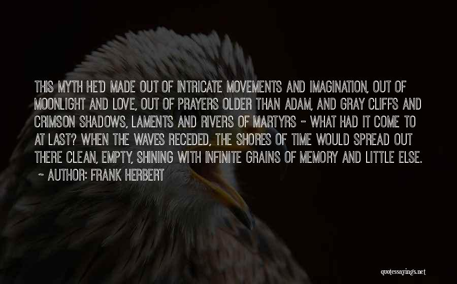 Power Of Myth Quotes By Frank Herbert