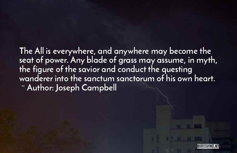 Power Of Myth Quotes By Joseph Campbell