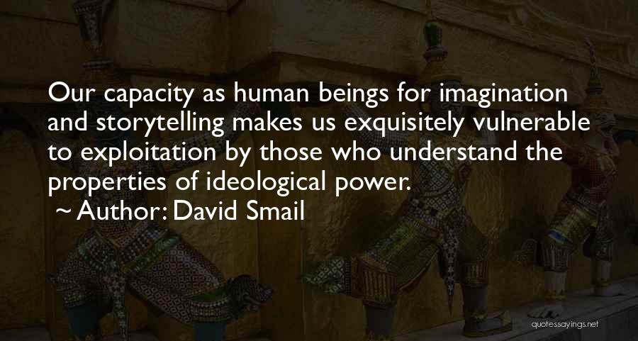 Power Of Storytelling Quotes By David Smail