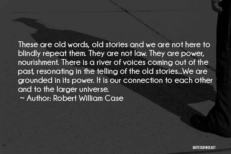 Power Of Storytelling Quotes By Robert William Case