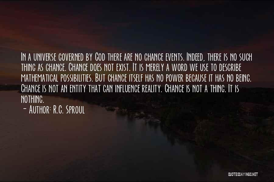 Power To Influence Quotes By R.C. Sproul