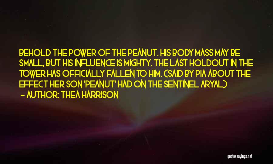 Power To Influence Quotes By Thea Harrison