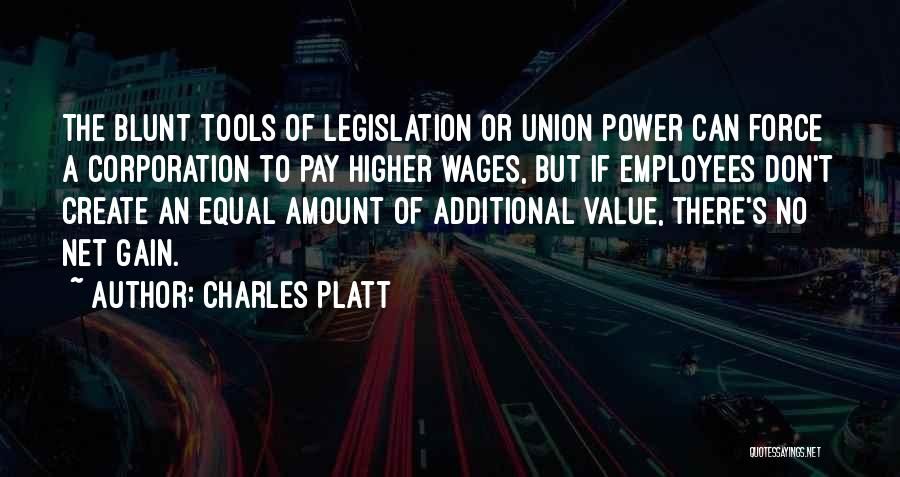 Power Tools Quotes By Charles Platt
