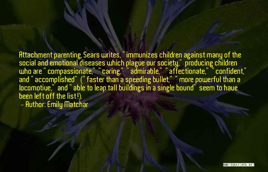 Powerful Confident Quotes By Emily Matchar