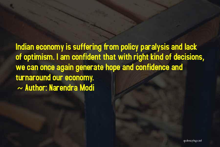 Powerful Confident Quotes By Narendra Modi