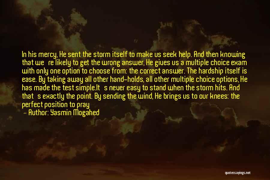 Pray Islam Quotes By Yasmin Mogahed