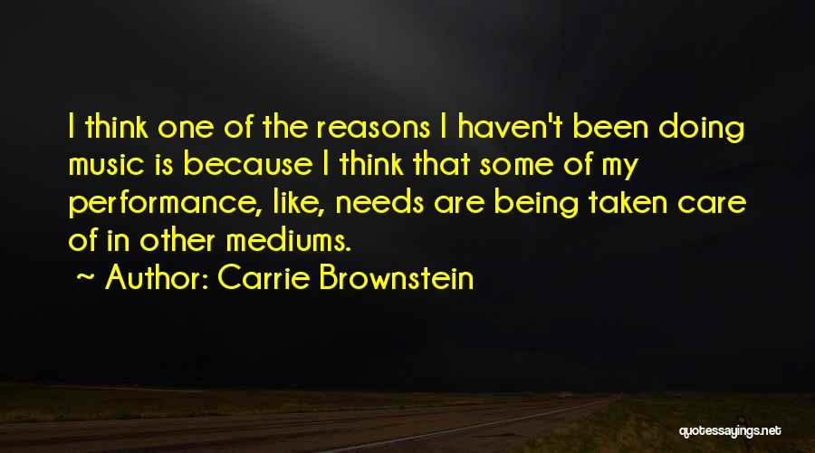 Pre Birthday Surprise Quotes By Carrie Brownstein
