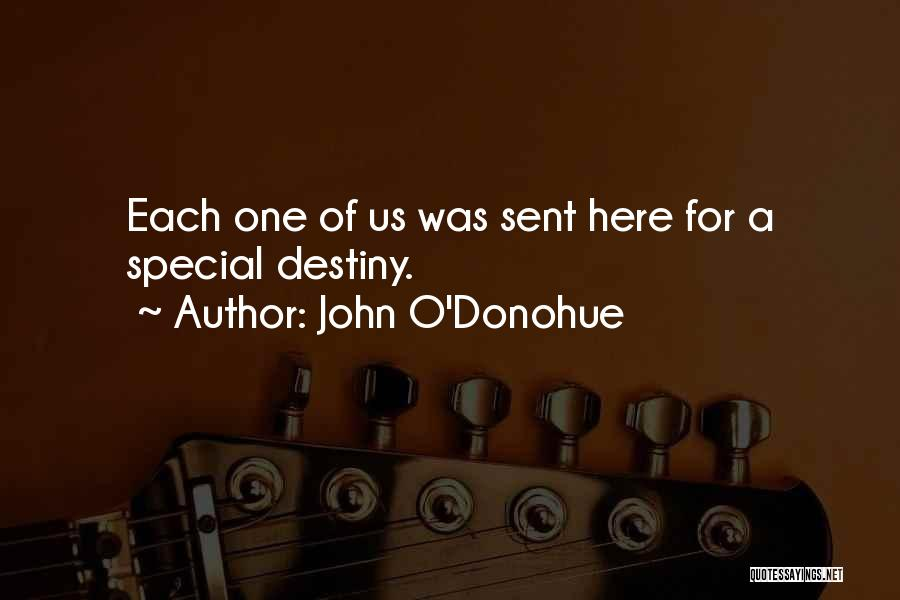 Pre Birthday Surprise Quotes By John O'Donohue