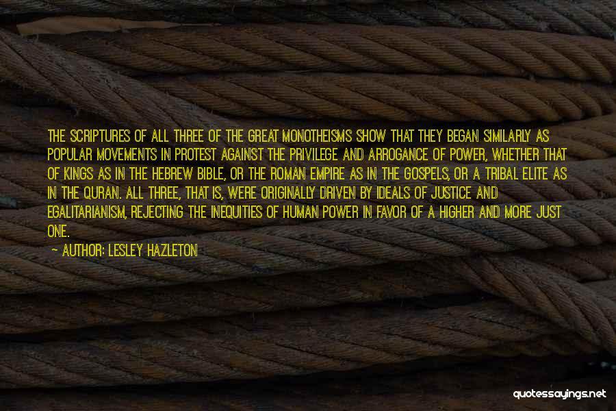 Pre Birthday Surprise Quotes By Lesley Hazleton