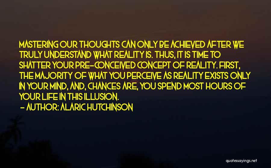 Pre Quotes By Alaric Hutchinson