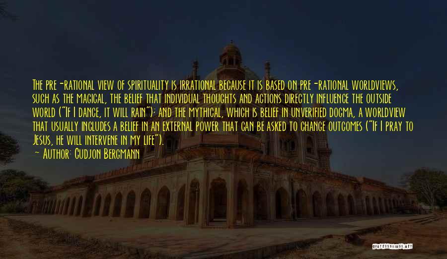 Pre Quotes By Gudjon Bergmann