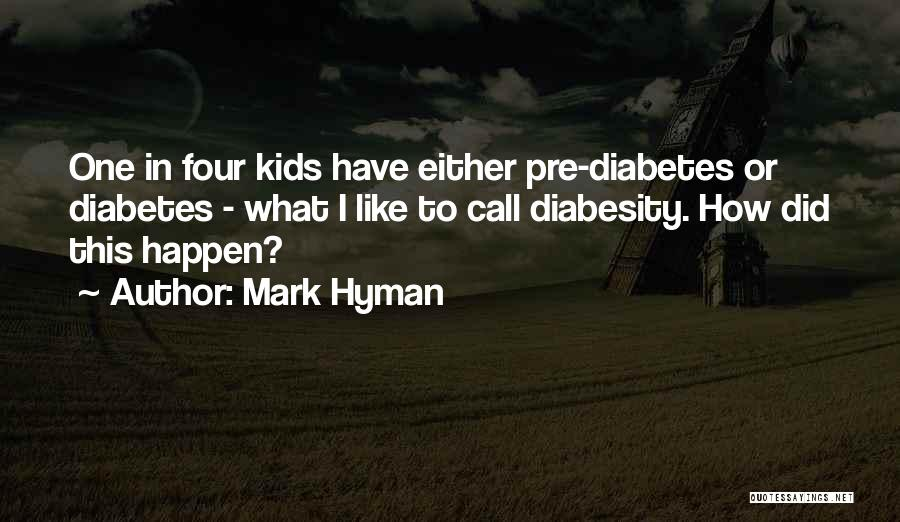Pre Quotes By Mark Hyman