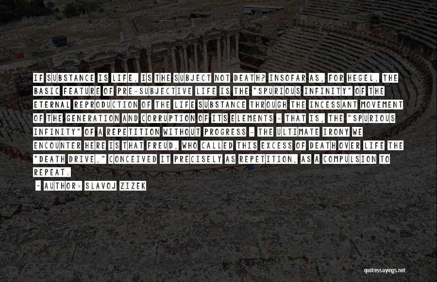 Pre Quotes By Slavoj Zizek