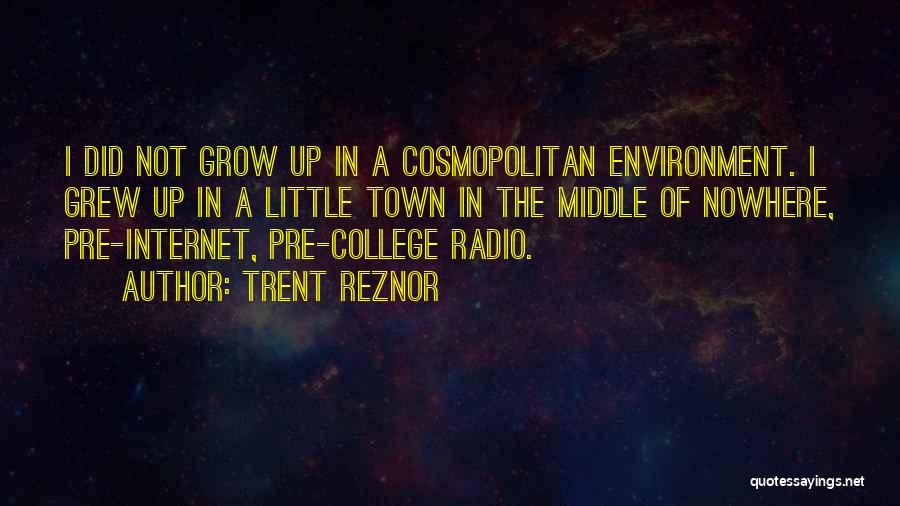 Pre Quotes By Trent Reznor