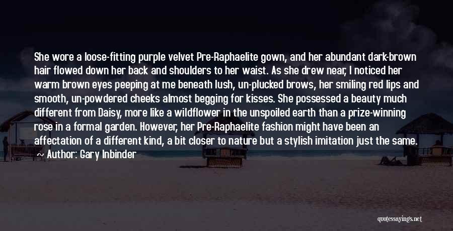 Pre Raphaelite Quotes By Gary Inbinder