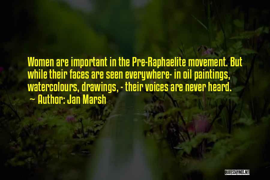 Pre Raphaelite Quotes By Jan Marsh