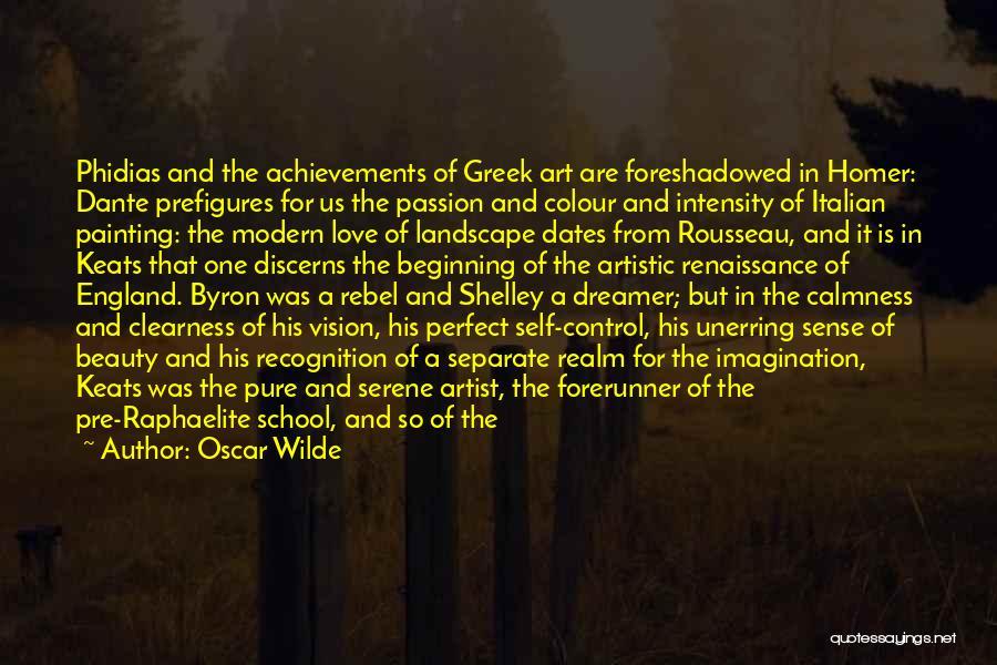 Pre Raphaelite Quotes By Oscar Wilde