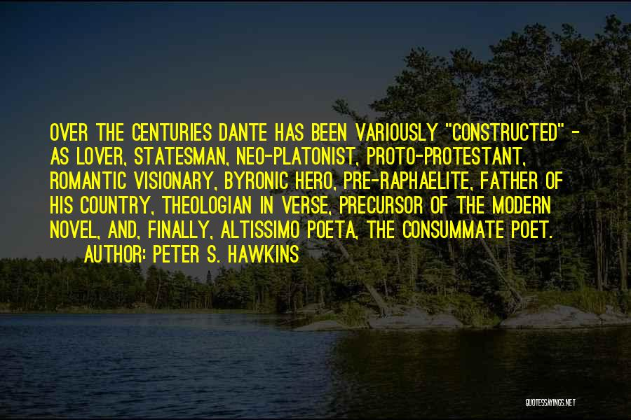 Pre Raphaelite Quotes By Peter S. Hawkins