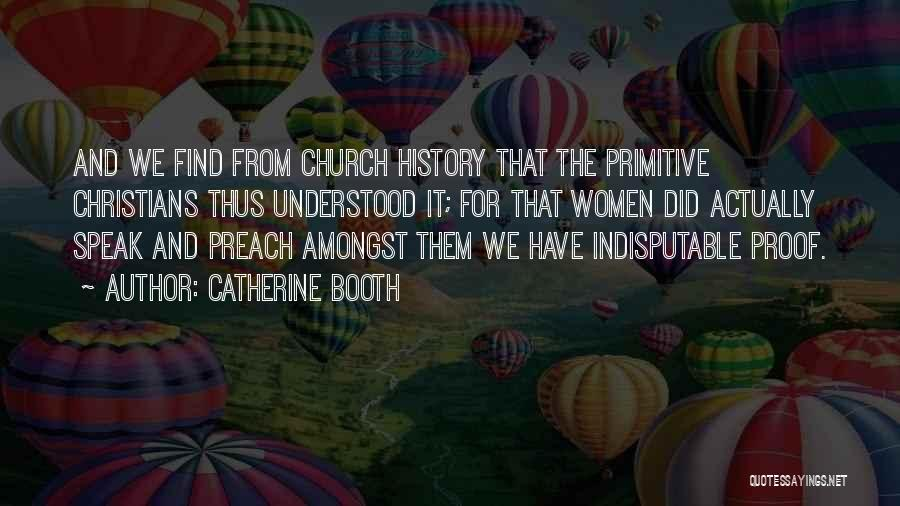 Preach Quotes By Catherine Booth
