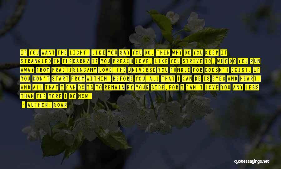 Preach Quotes By Soar