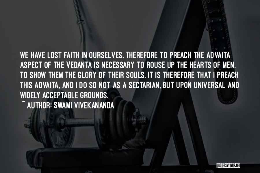 Preach Quotes By Swami Vivekananda